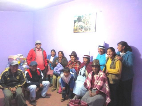 photo of Las Ñustas De Quillarumiyoc Group