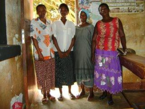 photo of Safina Nakalema'S Group