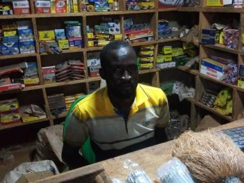 photo of Yacouba