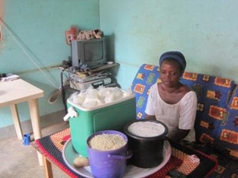 photo of Giséle Adjo