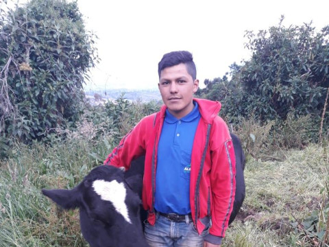 photo of Alexis Javier
