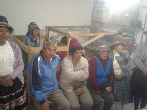 photo of Belen De Marcaconga Group