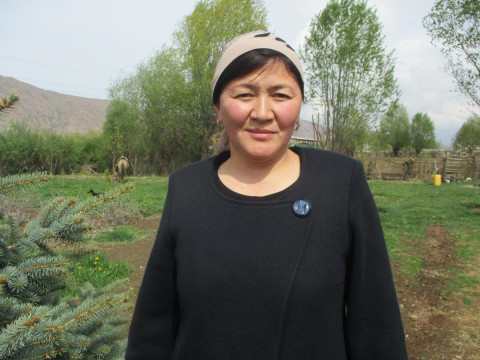 photo of Kenzhegul