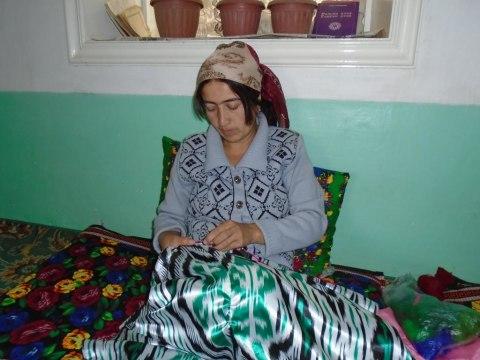 photo of Feruza