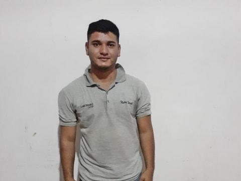 photo of Osman Iván