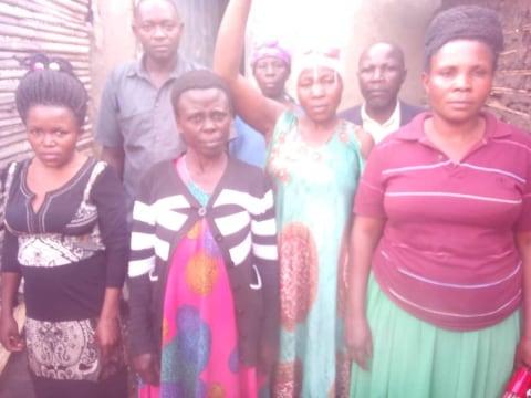 photo of Karugutu Orphans S& C Group