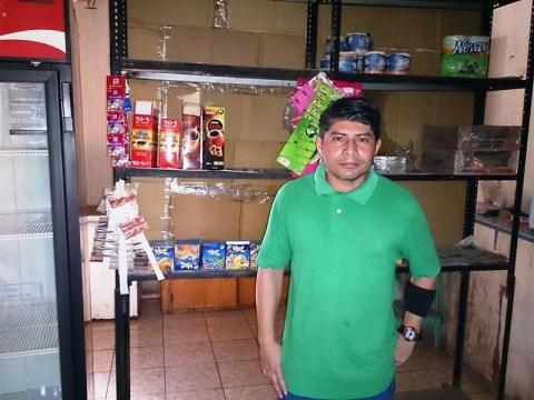 photo of Jorge Franklin