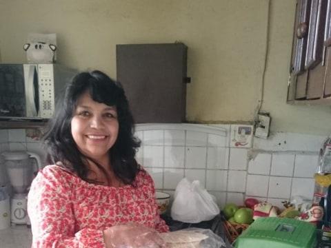photo of María Angelina