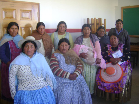 photo of Amautas Cerro Kantica Group