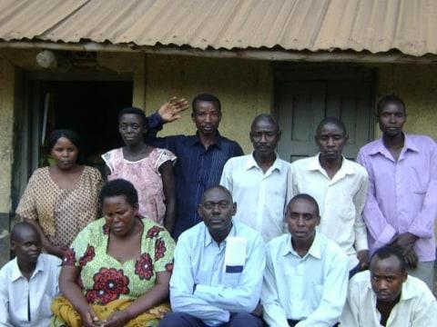 photo of Omungyenyi Kwetungura, Ntungamo Group