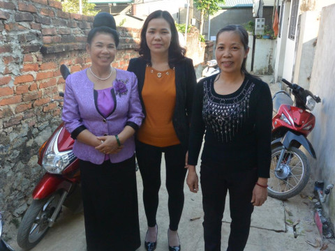 photo of Xoan's Group