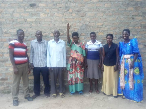photo of Buseesa Farmers Group