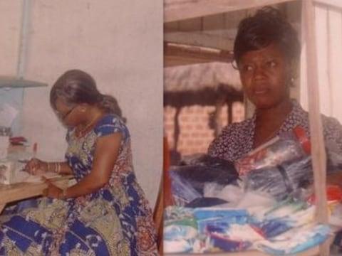 photo of Mawena Angèle's Group