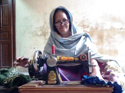 photo of Salma Mumtaz