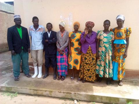 photo of Ojune Iswaim Farmers Group ''b''