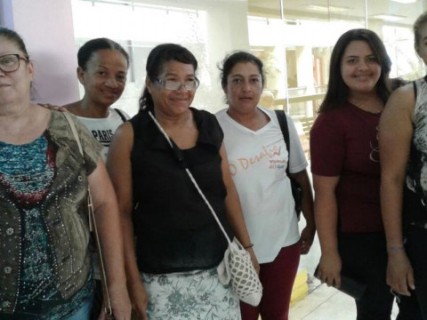 photo of Mulheres Valentes Group