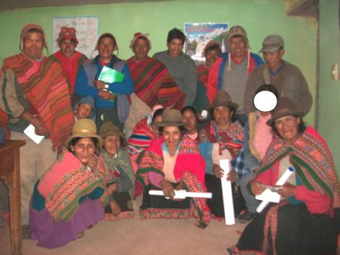 photo of Apu Marcasunay Group