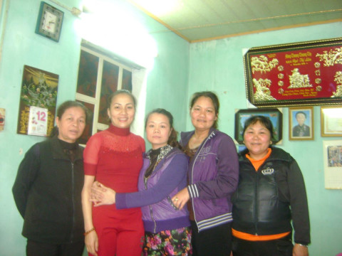photo of Dũng's Group