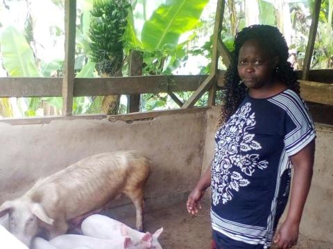 photo of Jane Muthoni