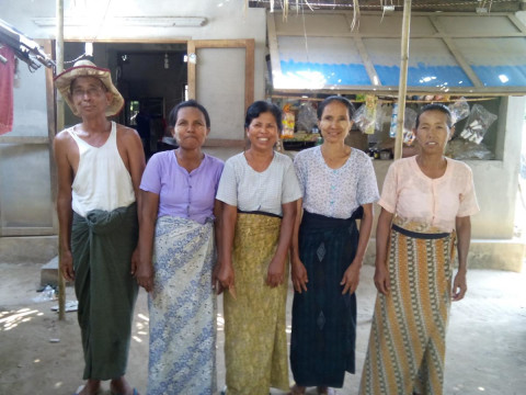 photo of Htan Pin Chan Ywar Ma-2 (C ) Group