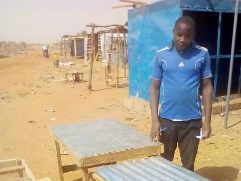 photo of Sigui Ousseni