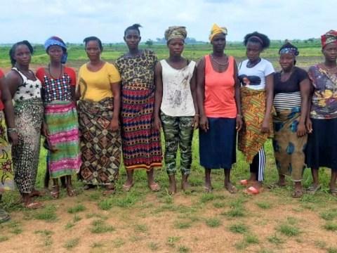 photo of Alithattha Women's Farming Group