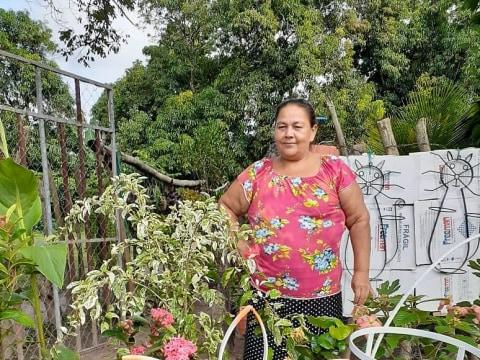 photo of María Esmeralda