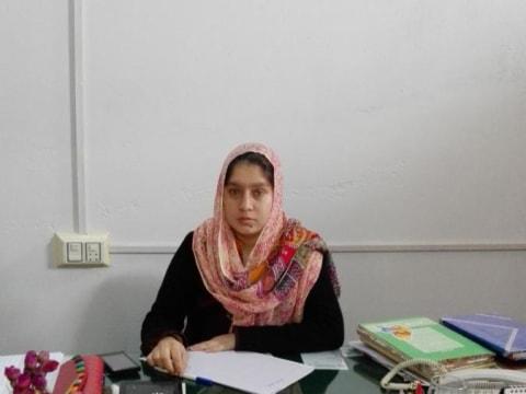 photo of Uzma