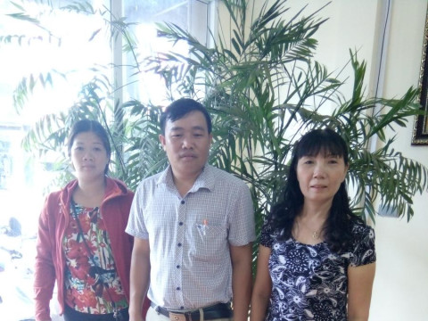 photo of Ngoan's Group