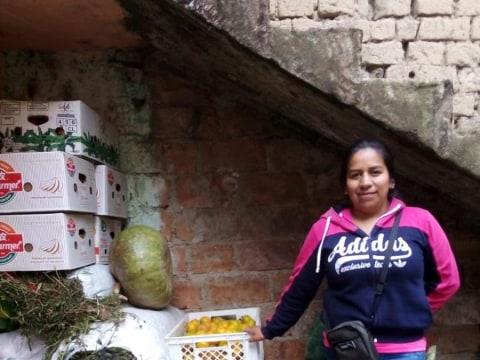 photo of Paola Alexandra