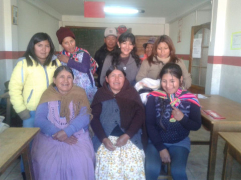 photo of Achocalla Group