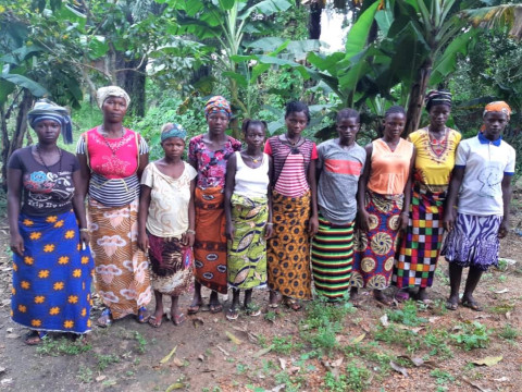 photo of Zainab's Female Farmers Group