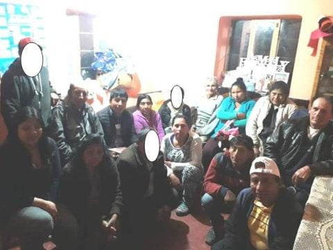 photo of Los Geranios Group
