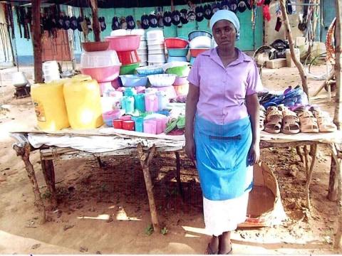 photo of Annah Mumbua