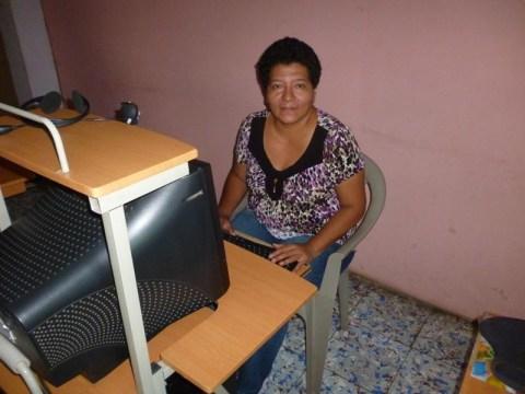 photo of Lourdes Yaneth