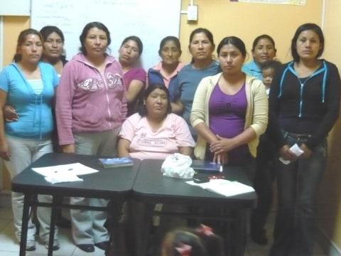 photo of Sol Radiante De Huaycan Group