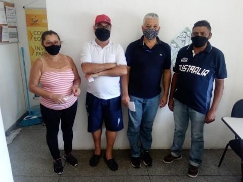 photo of Amigos Violeta Group