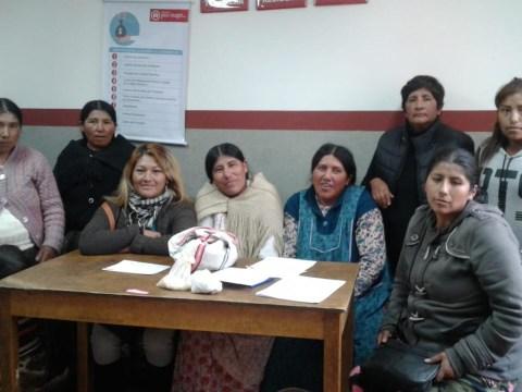 photo of Las Principiantes Group