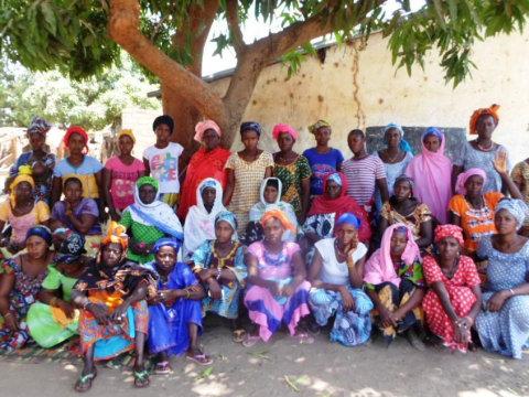 photo of Mamafina's Group