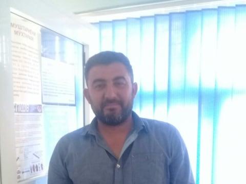 photo of Davlatbek