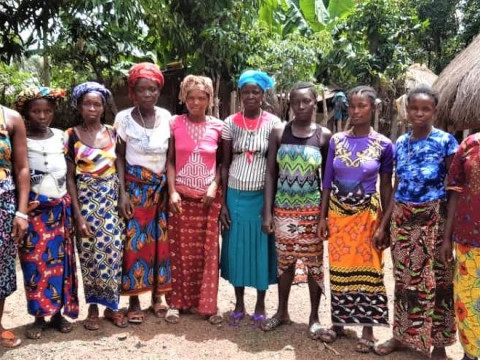 """photo of """"women's Power"""" Farmers Group"""