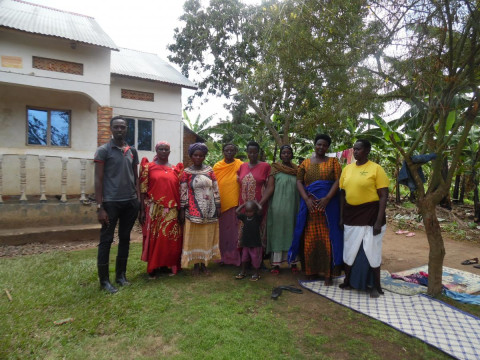 photo of Kanoni Agriculture Business Farmers Group