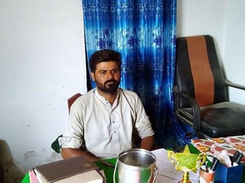 photo of Jahangeer