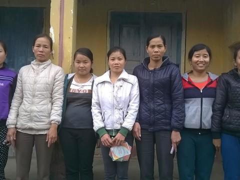photo of Nhóm 12-Thôn Đông- Quảng Nham Group