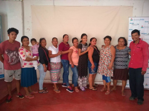 photo of Las Orquideas De Manantay Group