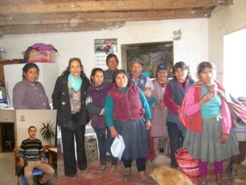 photo of Mamacha Del Carmen-Vilcabamba Group