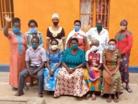photo of Amahirwe Nyamata Group