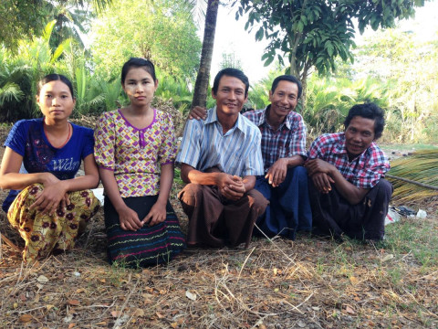 photo of Kha Yaing Baw Village Group 1