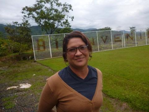 photo of Seidy María