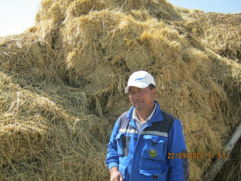 photo of Almazbek